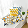 Monad Wholesale New Arrival Modern Decorative 100% Cotton Custom Embroidered Pillow Covers