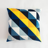Monad Wholesale Nordic Style Yellow Pink Sofa Printed Pillow Cover